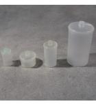 стаканчик для взвешивания полипропиленовый V=70мл, D=40мм, H=70мм